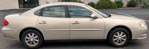 2008 Buick LaCrosse Gold